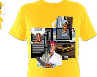Frank Ocean 'Confusion' - Vintage Tour T-Shirt
