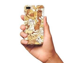 Cute dog case iPhone 6s case cute dog iPhone 7 case iPhone Plus case Samsung case dog  phone Samsung Note 5 case Samsung galaxy S6 Edge cute