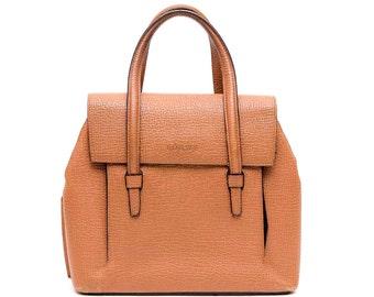 1970s Loewe brown leather handbag