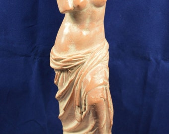 Aphrodite Venus statue Goddess of love ceramic sculpture