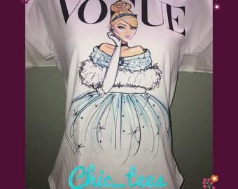 Gorgeous Disney Cinderella t-shirt