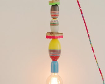 Wandering lamp / light floats 3