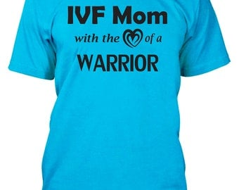 IVF Shirt - IVF Top - IVF Wear - Infertility Top - Ivf T-Shirt - Ivf Tshirt - Ivf Tees - Infertility Tees - Ttc Shirt