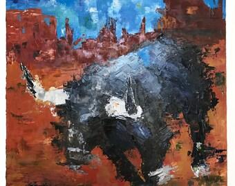 Desert Toro