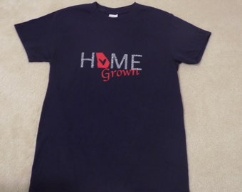Personalized Home Grown T Shirt
