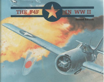 Wildcat The F4F in WWII Second Edition By Barrett Tillman 1990 Book