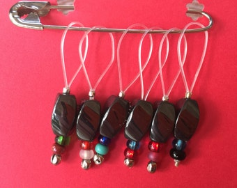 Magnetic Bead Stitch Markers