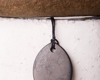Karelian shungite pendant Leaf, EMF protection, Shungit stone Magic, schungit healing gemstone stones talisman health  EMF