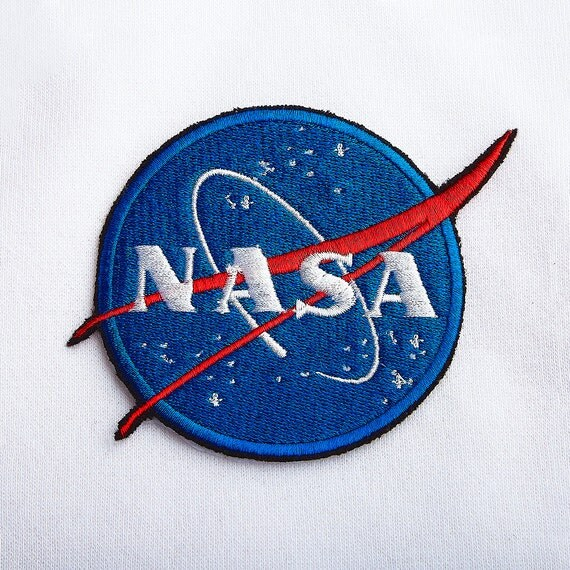 Nasa patch jacket embroidery embroidered