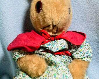 Mrs.Rabbit Plush Beatrix Potter Peter Rabbit Stuffed Animal Large
