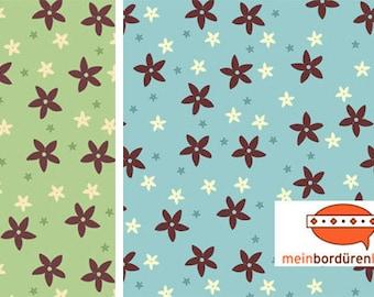 Fleece trim: Small flowers | Flowers, Mille fleurs, romantic, non-woven trim, wall trims