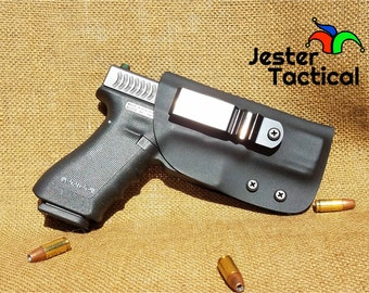 BEST DEAL ~ Glock 17/22/31 Custom Kydex IWB Holster for Concealed Carry