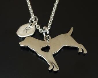 Labrador Retriever Necklace, Labrador Retriever Jewelry, Labrador Necklace, Labrador Charm, Labrador Pendant, Labrador Jewelry Memorial, Dog
