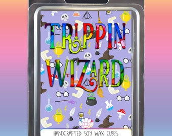 Trippin Wizard Wax Melts