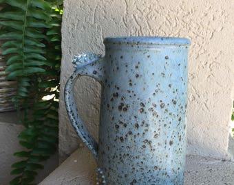 Matte Blue Mug