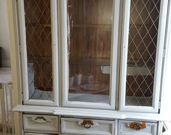 In Progress - Restored Stanley China Cabinet