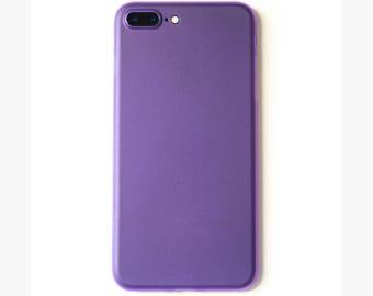 Super Thin iPhone 7 Plus Case | Purple - SimpliCase