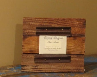 Picture Frame Reclaimed Wood picture frames Barn Wood rustic