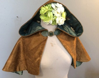 Forest Elf Capelet