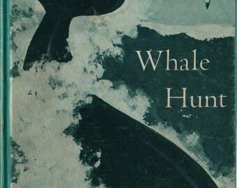 Whale Hunt - Joseph Maniscalco - 1967 - Vintage Kids Book