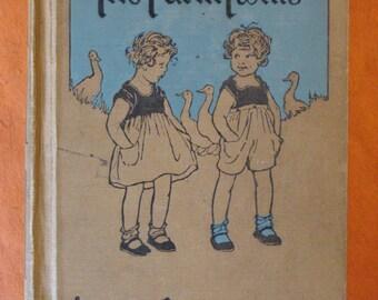 The Farm Twins (1928 school book)