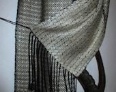 Handwoven Silk Scarf, Men /Women's Scarf