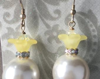 The Buttercup Queen Earrings
