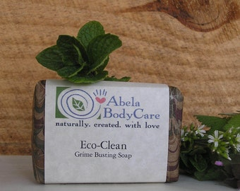 Eco-Clean Biodiesel Soap