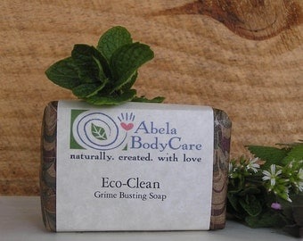 Eco-Clean Biodiesel Soap