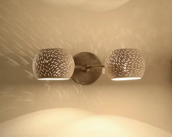 Wall light: Claylight Twins