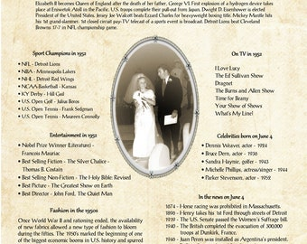 The Day You Were Married - Vintage Background -With or without photo