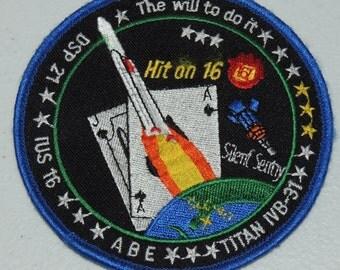 Titan IVB-31 Patch