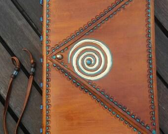 Leather Journal OOAK