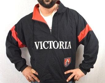 Vintage 90s Victoria Canada Souvenir Pullover