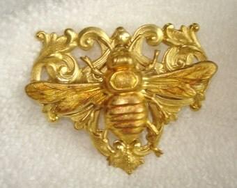 Bee Brooch KL Design
