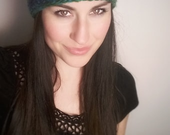 Blue Grass Slouch Hat//boho//hippie ***READY TO SHIP***