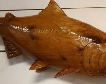 "Western Red Cedar Chinook -30"" length"