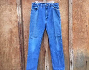 Vintage Wrangler Jeans - Made in USA - Size 32x32