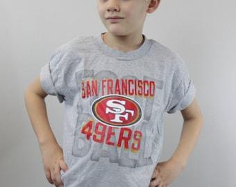 Vintage 90s San Francisco 49ers Tshirt