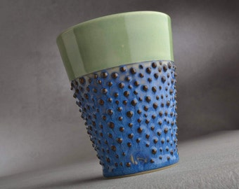 Dottie Tumbler Ready To Ship Dottie Cup by Symmetrical Pottery