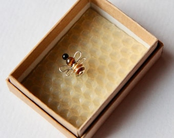 Bee in a box