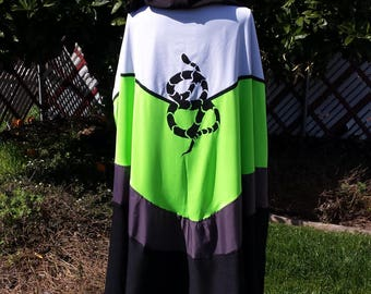 Destiny cosplay cloak Venom of Ikaheka