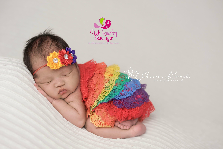 Rainbow Baby Girl Outfit. Newborn Rainbow Baby 1st birthday outfit 3a436c5aad76