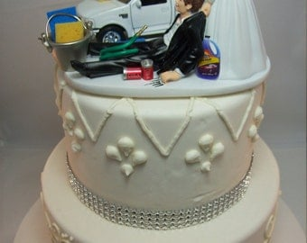ford truck wedding cake topper wedding cake topper for mechanics auto mechanic chevy 14404
