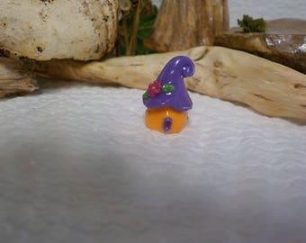 Fairy Garden Mushroom House,Miniature Garden Mushroom House , Terrarium Decor,Garden Miniature,