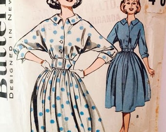 Misses' Quick and Easy Dress Butterick 9367