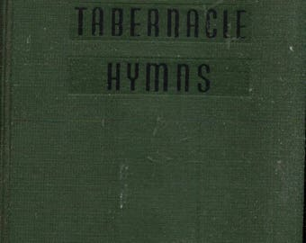 Tabernacle Hymns Number 4 (1967)