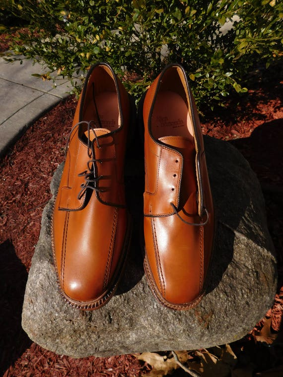 New Allen Edmonds Shoes Odor