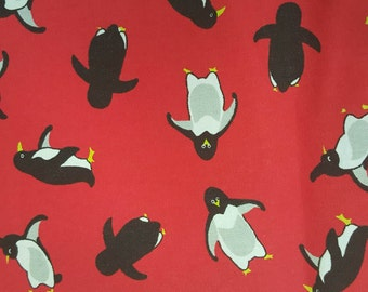 Fabric Finders  - Happy Penguins!