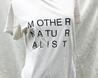 mother naturalist tshirt cambridge vintage undershirt medium
